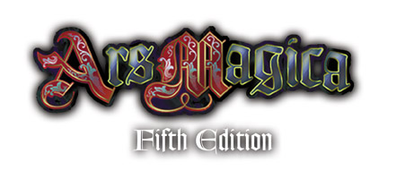 Ars Magica Fifth Edition logo