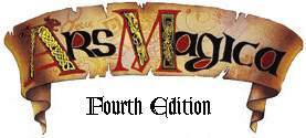 Ars Magica Fourth Edition logo