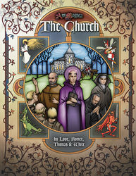 Cover illustration for The Church