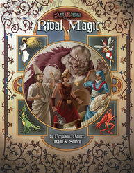 Cover illustration for Rival Magic