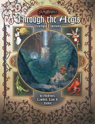 Cover illustration for Through the Aegis: Developed Covenants