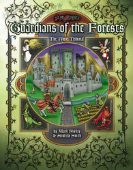 Cover illustration for Guardians of the Forests: The Rhine Tribunal