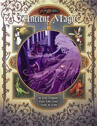 Cover illustration for Ancient Magic
