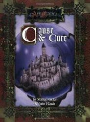 Cover illustration for Cause & Cure