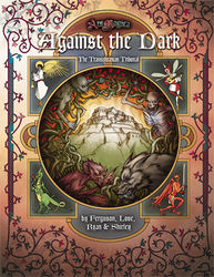 Cover illustration for Against the Dark: The Transylvanian Tribunal