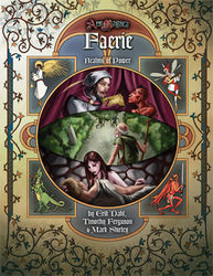 Cover illustration for Realms of Power: Faerie