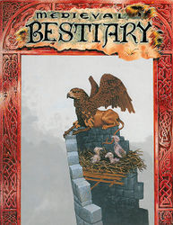 Cover illustration for Medieval Bestiary