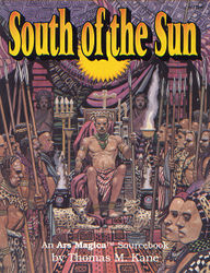 Cover illustration for South of the Sun