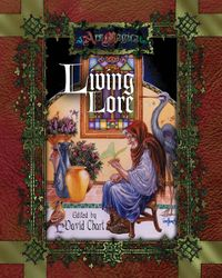 Cover illustration for Living Lore