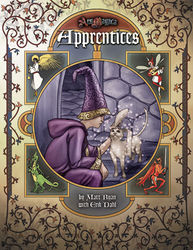 Cover illustration for Apprentices