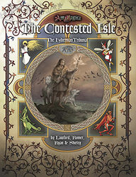 Cover illustration for The Contested Isle: the Hibernian Tribunal